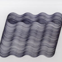 Zarathustra 100x70cm drawing on lesonite 2019